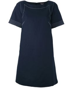 Paule Ka | Contrast Stitch T-Shirt Dress Size 38
