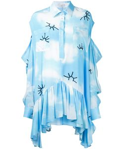 Natasha Zinko | Could Print Kaftan Dress Size 42