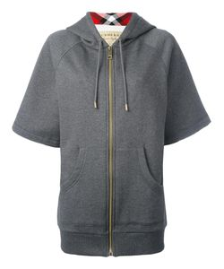 Burberry | Shortsleeved Zipped Hoodie Xs Cotton/Polyester