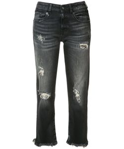 R13   Cropped Jeans Size 29
