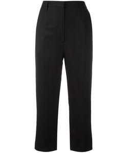 MM6 by Maison Margiela   Mm6 Maison Margiela Shiny Panama Trousers