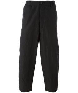 ZIGGY CHEN | Loose Fit Pants 52 Cotton/Ramie