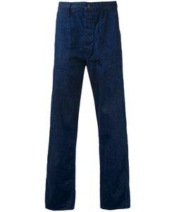 Orslow | Straight Leg Jeans Size 3