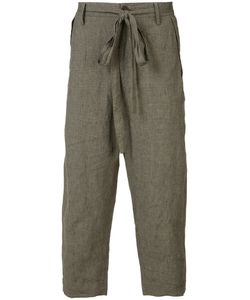 ZIGGY CHEN | Cropped Trousers