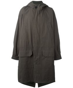 Hope | Hooded Parka Coat 46