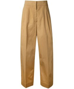 Jil Sander | Wide-Leg Trousers Size 40