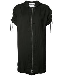Moschino | Logo Zip Hoodie Dress
