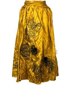 ROKSANDA | Kalmar Embroidered Skirt
