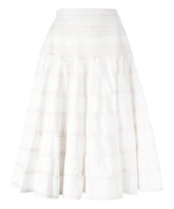 Thom Browne | Fla Patchwork Skirt 42 Cotton