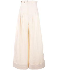 JACQUEMUS | Arlesien Pants 34 Linen/Flax