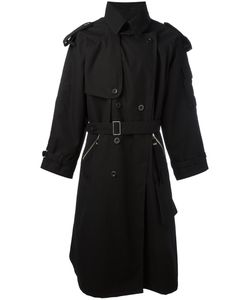 Blood Brother | Insignia Trench Coat Xl Cotton