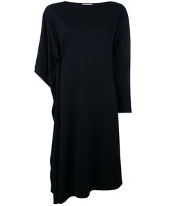 Tsumori Chisato | Asymmetrical Shift Dress 3 Wool