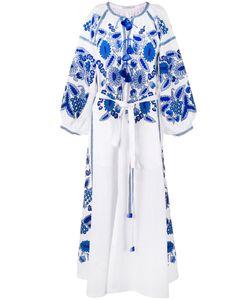 Vita Kin   Embroidered Tassel Maxi Dress