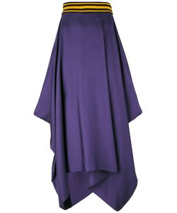ROKSANDA | Asymmetric Draped Skirt 8