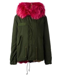 MR & MRS Italy | Hooded Slim-Fit Parka Xs