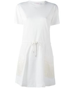 See By Chloe | See By Chloé Waist-Tie Dress Size Large