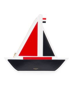 Thom Browne | Boat Shaped Clutch Leather