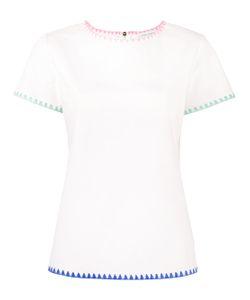 Mira Mikati | Blanket Stitch Top