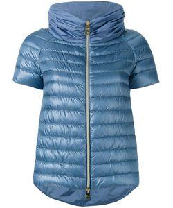 Herno   Short-Sleeved Puffer Jacket Size 44