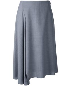 ASTRAET | Ruffled Detail A-Line Skirt 0 Cotton