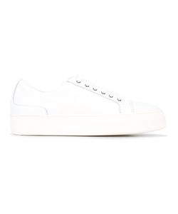 Neil Barrett | Skateboard Trainers 37 Nubuck Leather/Rubber/Leather/Nylon