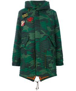 MR & MRS Italy | Пальто В Стиле Милитари