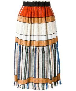 Forte Forte | Fiesta Skirt 0 Cotton/Polyamide/Cupro