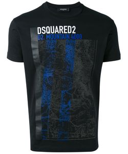 Dsquared2 | Футболка С Принтом