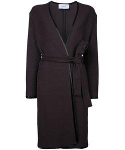 ASTRAET   Belted Coat 1