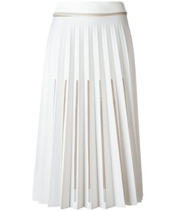 SSHEENA | Cut Out Pleated Skirt Size 40