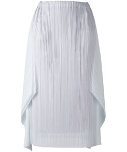 PLEATS PLEASE BY ISSEY MIYAKE | Pleated Midi Skirt