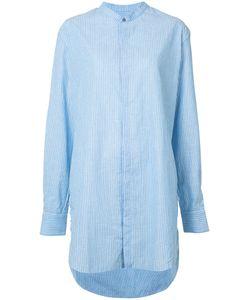 BAJA EAST | Long Striped Shirt 2 Cotton/Linen/Flax/Rayon