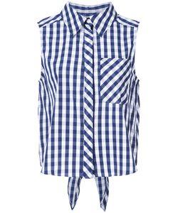 Milly | Рубашка В Полоску Без Рукавов
