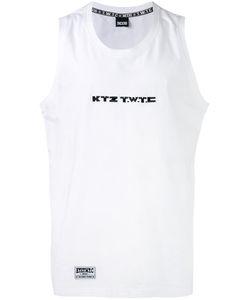 Ktz   Logo Vest Top Size Medium