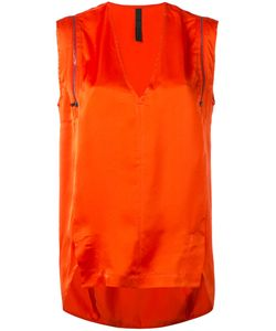 Ilaria Nistri | Zip Detail Shift Blouse Size 42