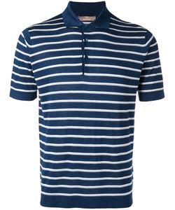 Cruciani   Embroidered Polo Shirt 46