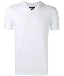 Hydrogen   Chest Pocket T-Shirt Large Cotton