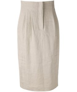 Max Mara | High-Waisted Skirt 42