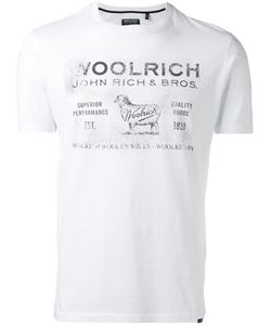 Woolrich | Faded Logo T-Shirt Xl