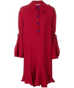 Edeline Lee | Shirt Dress With Frill Women