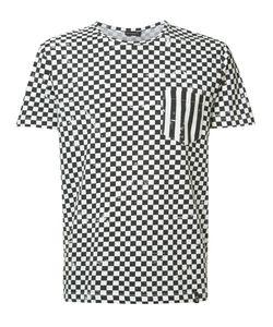 Marc Jacobs | Checke T-Shirt Medium Cotton