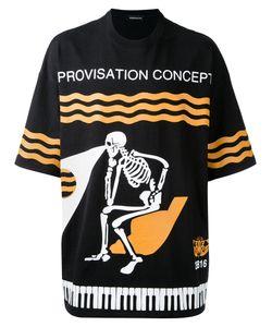 Undercover | Skeleton Print T-Shirt Size 3