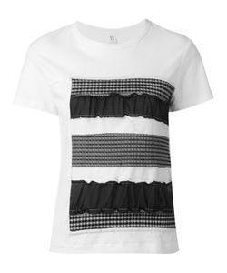 Y'S | Panelled T-Shirt