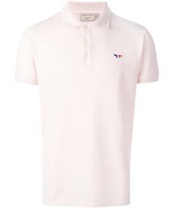 Maison Kitsune | Maison Kitsuné Classic Polo Shirt Small Cotton