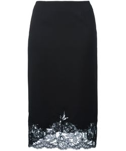 Ermanno Scervino | Lace Hem Panel Skirt
