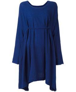 DANIELA GREGIS | Draped Swing Dress