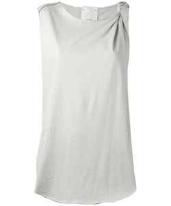Lost & Found Ria Dunn | Sleeveless Twisted Sleeve Top