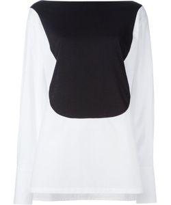 Y-3 | Paneled Sweatshirt Small Cotton