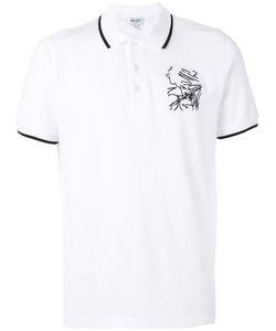 Kenzo   Рубашка-Поло Sketches