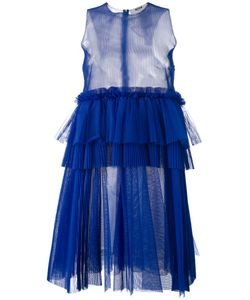 MSGM | Empire Line Sheer Dress